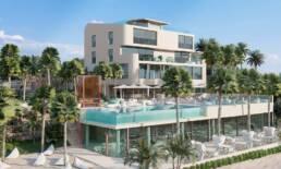 Higueron Beach Club